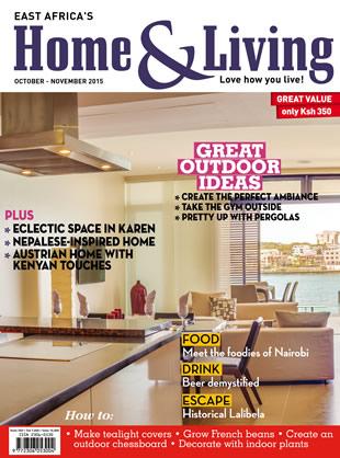 Home living magazine carole mandi media - Kenay home outlet ...